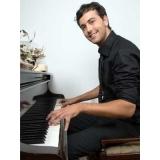 Aula de piano avançado valores na Casa Verde