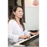 Aula de piano clássico quanto custa no Imirim