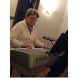 Aula de piano iniciante na Freguesia do Ó