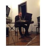 Aula de teclado ritmos no Imirim