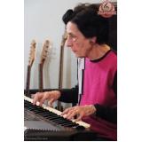 Aula de teclado ritmos preço em Brasilândia