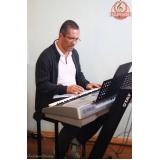 Aula de teclado ritmos quanto na Casa Verde