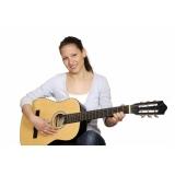 Aula de violão valores no Jardim França