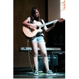 Aula particular de violão valor na Vila Medeiros