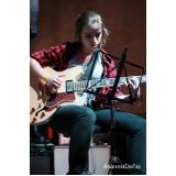 Aula de Guitarra Preço
