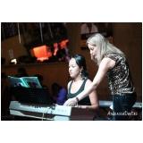 aulas de piano infantis preço Vila Medeiros