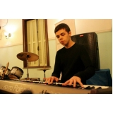 aulas de piano para criança Santana