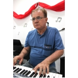 aulas de piano para crianças 6 anos Brasilândia