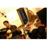 Aulas de violão na Casa Verde