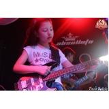 aulas de violão para crianças na zn