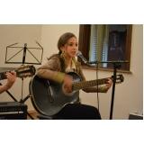 Aulas de violão valor na Casa Verde