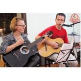 Cursos de violão na Vila Maria