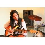 Escola de Aula particular de violão em Santana