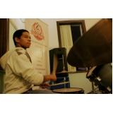 Escola de Aulas de bateria na Vila Guilherme