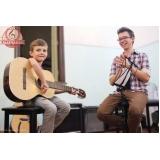 Escola de Aulas de violão onde achar em Cachoeirinha