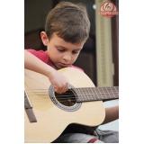 Escola de Aulas de violão onde encontrar na Casa Verde