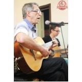 Escola de canto no Tremembé