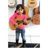 Escola de guitarra preço na Vila Medeiros