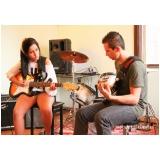 Escola de guitarra qual o preço na Vila Guilherme