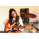 Escola de guitarra quanto custa em Jaçanã