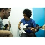 Escola de musica na Casa Verde