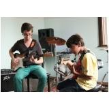 escola de música infantil na zona norte