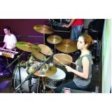 Escola de música preços na Vila Maria