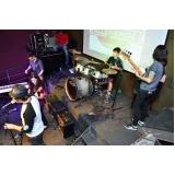 Escola de música valores em Brasilândia