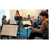 Escola de musicas preços na Vila Maria