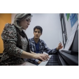 escola de piano com coral infantil Jaçanã