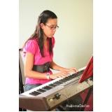 escola de piano infantil Casa Verde