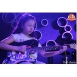 escola de violão infantil na zn Santana