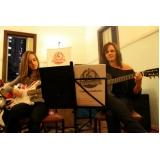 Escola de violão onde encontrar no Tucuruvi