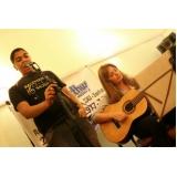 Escola de violão onde localizar em Brasilândia