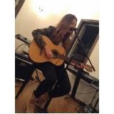 escola de violão para crianças em santana Casa Verde