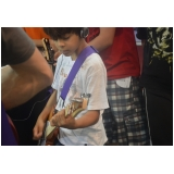 Escola para aula guitarra onde encontrar em Jaçanã