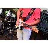 Escola para dar Aula de guitarra profissional no Jardim São Paulo