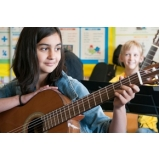Escola para dar Aula de violão na Vila Gustavo
