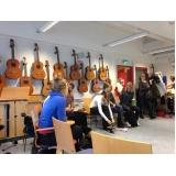 Escola particular de música onde localizar na Vila Guilherme
