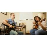 Escola particular para aula de música onde encontrar na Lauzane Paulista