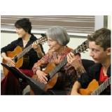 Escola particular para aula de música onde localizar em Jaçanã