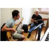 Escola particular para aula de música onde tem na Vila Gustavo