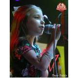 escolas de canto infantis preço Santana