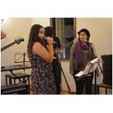 aulas de canto para crianças na zona norte
