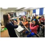Escolas de musica onde localizar na Casa Verde