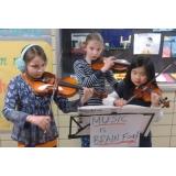 Escolas de musica onde tem em Brasilândia