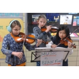 Escolas de musica onde tem na Vila Gustavo