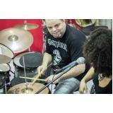 Onde achar Aula de bateria na Vila Gustavo