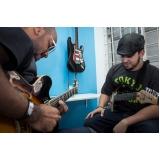 Onde achar Aula de guitarra na Parada Inglesa