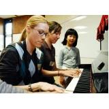 Onde achar Aula de piano avançado no Tucuruvi